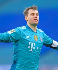 Neuer Manuel paint by numbers