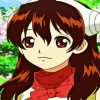 Yuzuriha Dr Stone Anime paint by numbers
